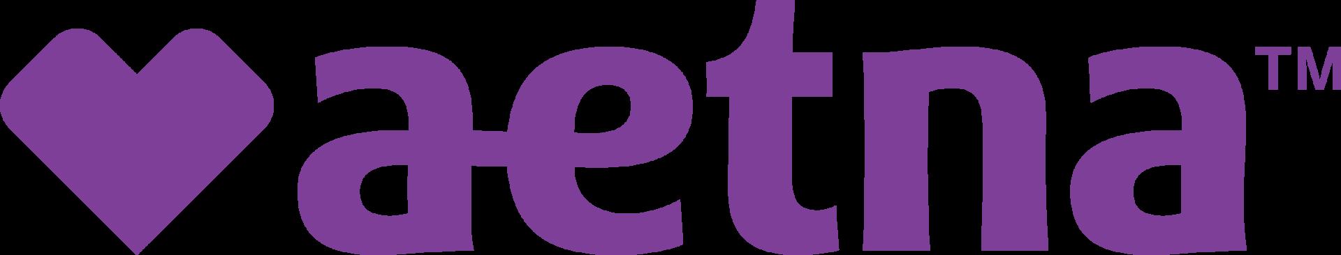 1 Heart Aetna logo sm rgb violet